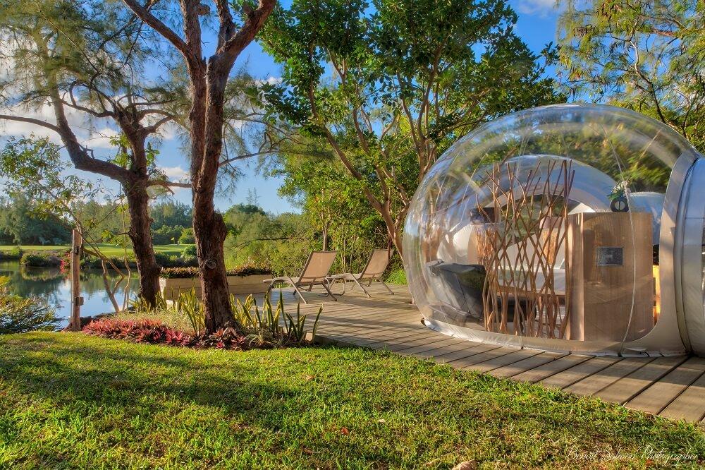 Bubble Lodge Mauritius